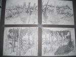 Pencil Sketches for Life Stories